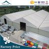 Roof provisório Structure Large Warehouse Tent com PVC Sidewalls de Plain para Sale