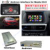 7 casella Android di percorso dell'interfaccia di pollice HD GPS per Mazda 2014-2016 Cx-5, Bt/WiFi/DVD