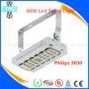 Lampada impermeabile del traforo del rifornimento IP65 80W LED della fabbrica