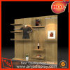 Metallo Cabinet Display per Retail Storess