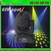 Berufs-DJ positionieren 60W Punktled bewegliches Hauptgobo-Licht