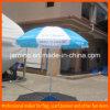 Guarda-chuva de praia da Sun-Prova ao ar livre mini