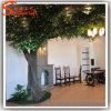 Albero di Banyan artificiale di plastica del Ficus della pianta della decorazione domestica