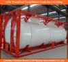 Propane、ISO 20FTのための60000liters LPG Tank Container 40FT Contanier
