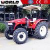Trator de exploração agrícola de quatro rodas barato dos preços 100HP em China