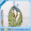 Европейский павлин Figurine Polyresin для Home Decoration