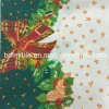 Poliestere 100% Printed Fabric, Mini Matt per Christmas 2016 Cloth Garment, Hometextile, Curtains
