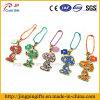 Kundenspezifisches buntes Drucken-Metallfirmenzeichen-weiche Decklack-Hundeplakette