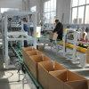 Automatic Carton Erector máquina de embalagem para garrafas (WD-ZX15)