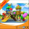 Plastiksicherheits-Spielplatz scherzt Plastikspielzeug-Kind-im Freienspielplatz