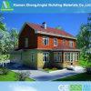Casa de acero del rendimiento energético del panel de emparedado de Sructure