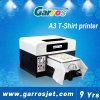 Machine d'impression à plat automatique de tissu de Garros A3 d'imprimante chaude de T-shirt