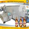 Автоматическое оборудование стеклянной бутылки мытья