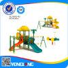 Im Freienkindergarten-Spielplatz der neuen Auslegung-2014