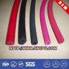 Tuyau adapté aux besoins du client coloré de tube de pipe de caoutchouc mousse d'éponge (SWCPU-R-H074)