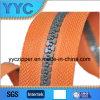 Corrente longa do Zipper plástico plástico quente da fantasia do rolo do Zipper do Sell