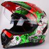 Ntc、Dirt BikeのためのRoad Motocross Helmetを離れたDOT Certified