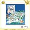 Последовательность помечает буквами воспитательную карточную игру (JHXY-CG0007)