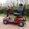 da mobilidade luxuosa da pessoa idosa das rodas 800W quatro trotinette elétrico com controlador da página