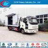 Faw 4X2 Road Wrecker Towing Truck