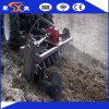 Doppeltes seitliches Getriebe-Drehplatten-Egge für Paddy-Bereich