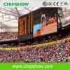 Chipshow Ap10の屋外のフルカラーのスポーツの競技場LEDスクリーン