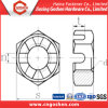 DIN979 육각형 얇은 배열된 견과
