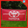 Напечатанная таможня рекламирующ знамя сетки