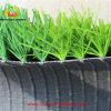 Grama do futebol do jardim do verde verde-oliva artificial