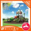 Schule-im Freienspielzeug-Plastikkind-Plättchen