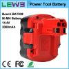 acumulador Bat038 de la herramienta eléctrica de 3.0ah Ni-MH