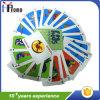 Испанские пластичные играя карточки/карточка игры