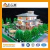 Model/Bouw van de villa de het Model/het het Model/Architecturale van het Model van Onroerende goederen Maken/Model van de Villa van het Golf