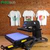Prensa de múltiples funciones neumática St-420 para la camiseta, zapatos, taza, maquinaria del calor de impresión de la caja del teléfono