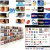 One Year Subscription of Stable IPTV Server Iks Cccam Cline for Europe