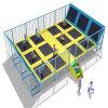 Подгонянный Trampoline спортивной площадки крытый для сбывания