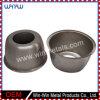 Cubierta drenada profunda del acero inoxidable de las piezas (WW-DD021)
