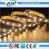 IP20 único color regulable 8100LM / rollo SMD5050 14.4W / M tira de LED flexible