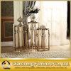 Nam de Gouden Plank van de Bloem van het Roestvrij staal van het Gebruik van de Familie toe