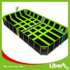 Bâtiment Indoor Trampoline avec Dodgeball Included