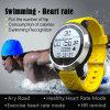 IP68は心拍数のテストのタッチ画面のスマートなスポーツの腕時計を防水する