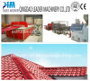 Roofing PVC Glazed Tiles Making Machine를 위해