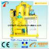 高精度二段式真空によって使用される誘電性オイル浄化のプラント(ZYD)
