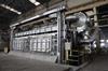 يرزم طاقة-- يجدّد عمليّة احتراق نظامة على صناعيّ [36ت] [ملت فورنس] مع [دووبل دوور] لأنّ يذوب ويسخّن