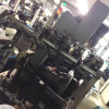 販売のよい状態のVamatex Leonardo 220cmのレイピアの編む機械