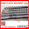 38crmoala Screw Barrel para el PE del PVC de los PP