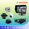 Sistema da câmara digital para o veículo comercial