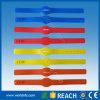 Wristbands móveis de Sli-X do Eu-Código do pagamento do silicone