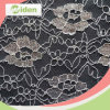 Tela barata del cordón de la composición de nylon neta del cordón el 100%