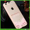 Cereza floreciente iPhone6 del resorte romántico más el caso de la contraportada (RJT-0252)
